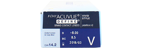 1 Day Acuvue Define (Vivid Style)