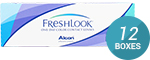 FreshLook One-Day 12-Box Pack (60 Pairs)