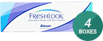 FreshLook One-Day 4-Box Pack (20 Pairs)